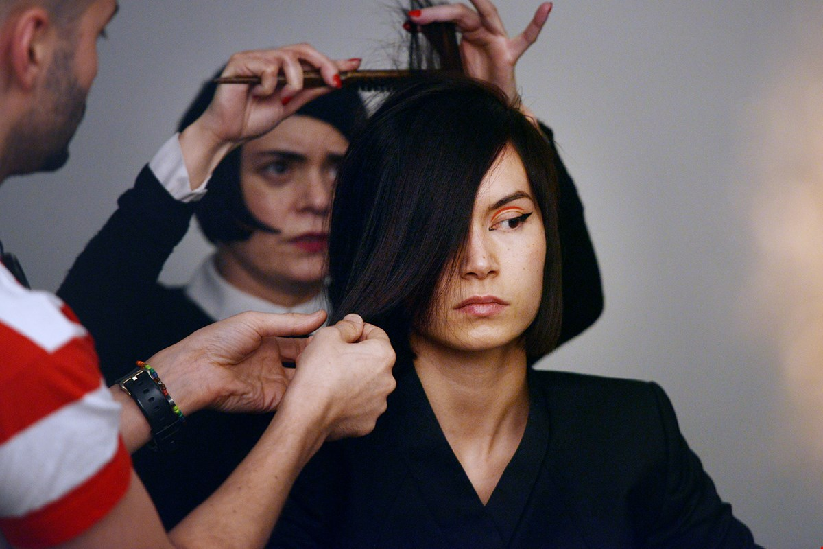 Open Days - Career in Hairdressing  Sassoon Academy London